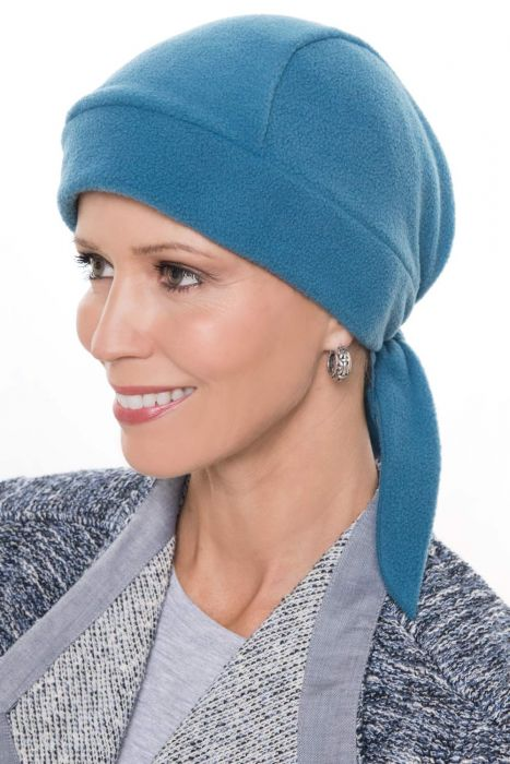 Fleece Headwrap Turban | Warm Do Rag for Women