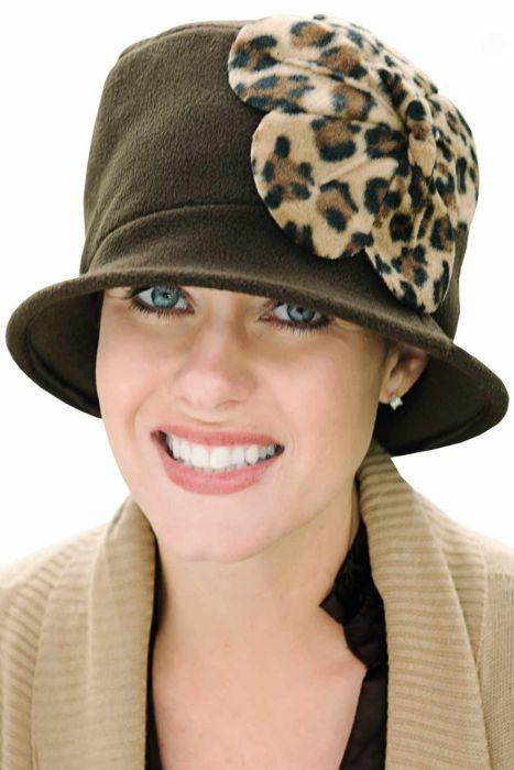 Fleece Leona Hat