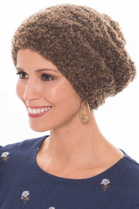 Fuzzy Wuzzy Bernice Beanie Hat | Fall & Winter Cap for Women