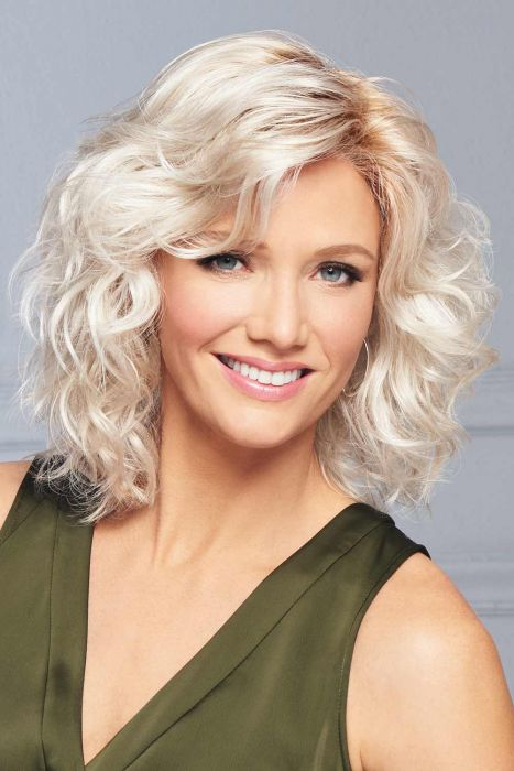 Curl Up by Eva Gabor Wigs - Lace Front Wig