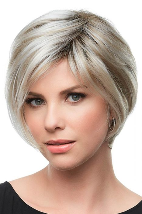 Gabrielle Petite by Jon Renau Wigs - Hand Tied, Lace Front, Monofilament Wigs