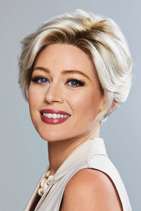 Perfection by Eva Gabor Wigs - Lace front, Monofilament Part Wig