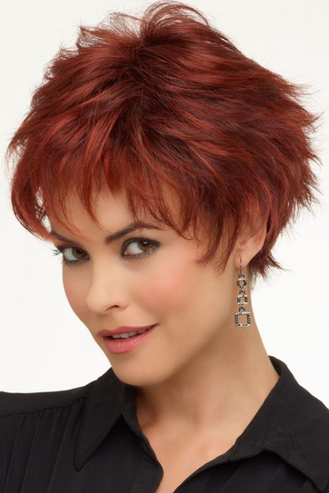 Genny by Envy Wigs - Monofilament Top Wig