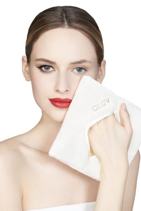 GLOV Original Comfort Chemical Free Makeup Remover Washcloth | Reusable Makeup Wipe