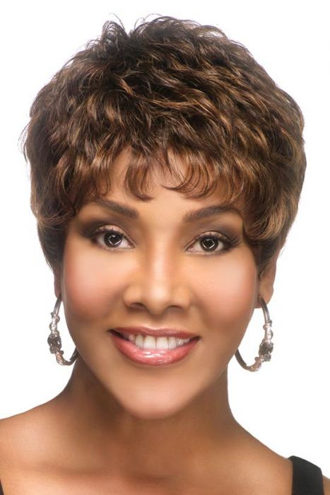 H222 by Vivica Fox Wigs - Human Hair Wig