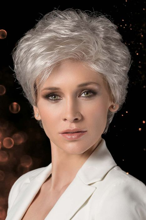 Beauty by Ellen Wille Wigs - Mono Top, Hand Tied, Extended Lace Front Wig