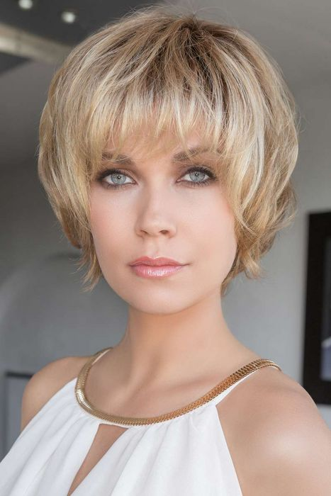 Bloom by Ellen Wille Wigs - Mono Top, Hand Tied, Extended Lace Front Wig