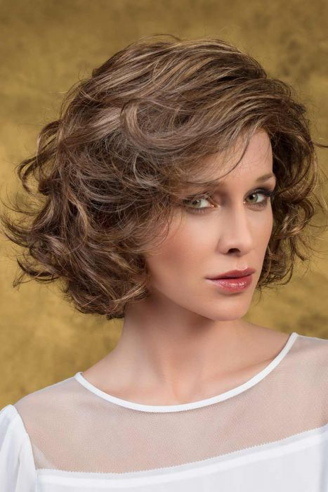 Charisma by Ellen Wille Wigs - Mono Top, Hand Tied, Extended Lace Front Wig