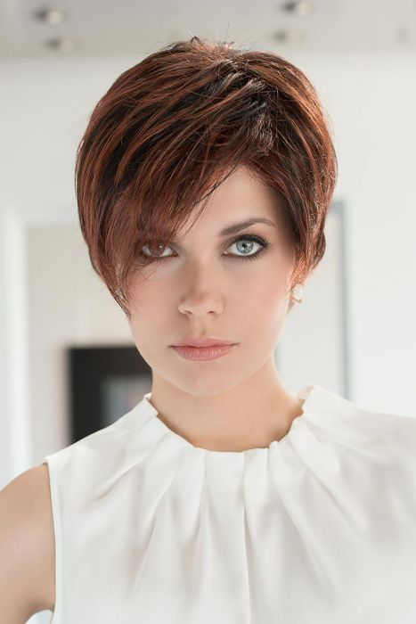 First by Ellen Wille Wigs - Mono Top, Hand Tied, Extended Lace Front Wig