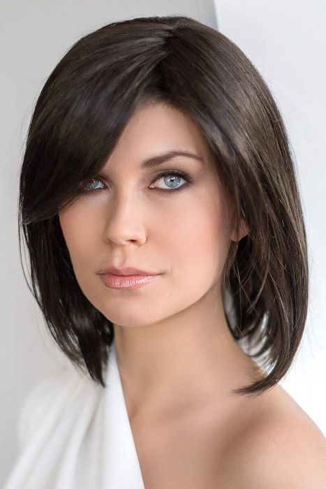 Icone by Ellen Wille  Wigs - Mono Top, Hand Tied, Extended Lace Front Wig