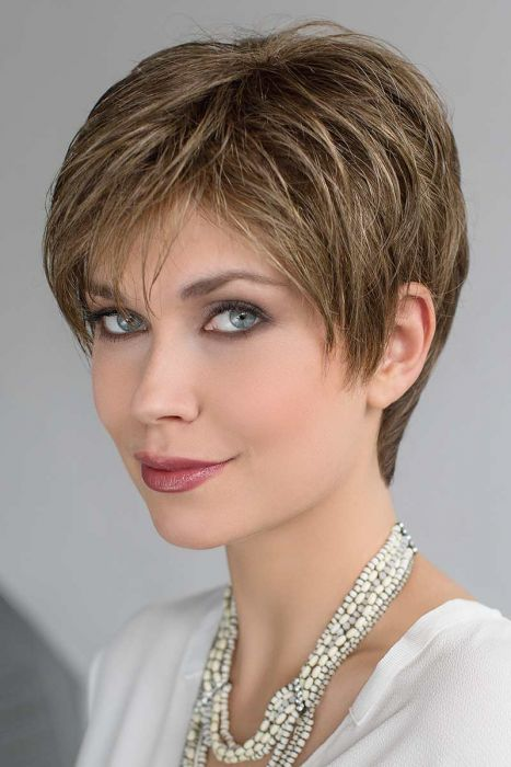 Select by Ellen Wille Wigs - Mono Top, Hand Tied, Extended Lace Front Wig