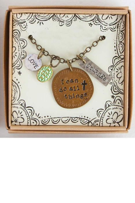 I Can Do All Things - Necklace |