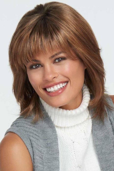 Infatuation Elite by Raquel Welch Wigs - Lace Front, Mono Top, Hand Knotted Base Wig