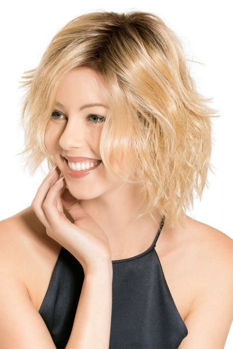 Italian Roast by Belle Tress Wigs - Heat Friendly Synthetic, Lace Front Wig