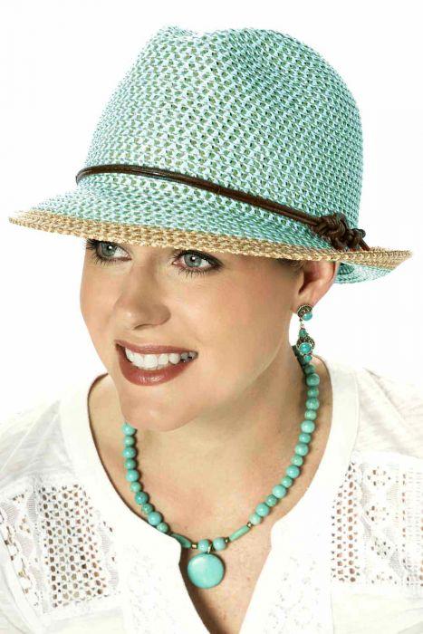 Jayda Fedora Hat