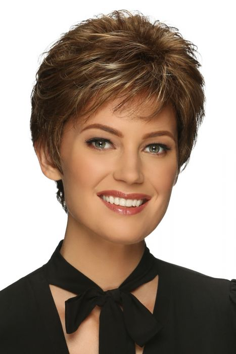 Kelley by Estetica Designs Wigs - Monofilament Top Wig