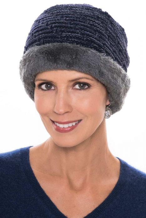 Soft Plush Lined Beanie Cap | Winter Beanies for Women
