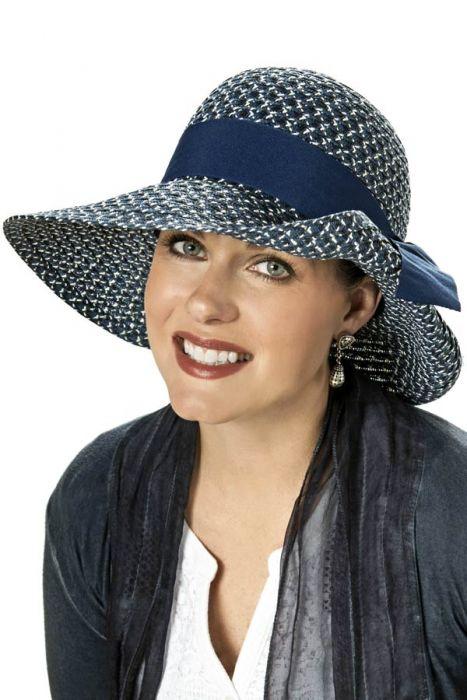 Lillian Upturn Hat