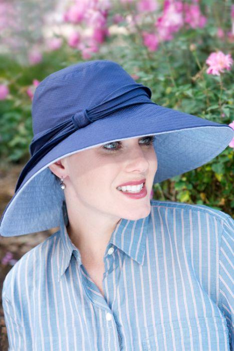 Lorena Brimmed Hat