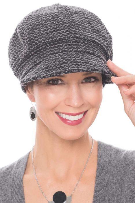 Mandy Newsboy Cap   Fall & Winter Hat for Women