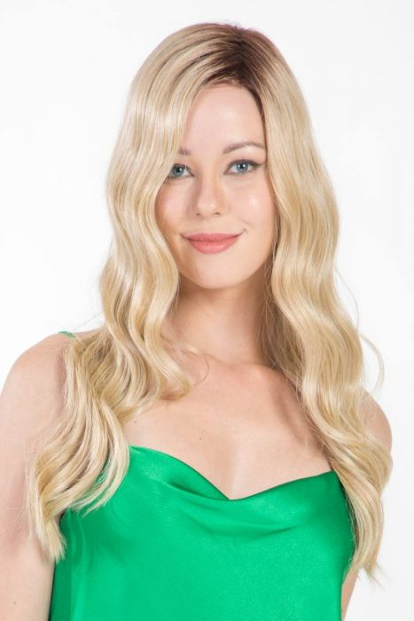 Maxwella 22 by Belle Tress Wigs - Lace Front, Monofilament Top Wig