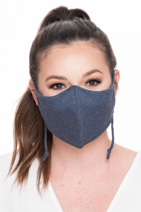 Organic Cotton Face Mask | Anti Virus Mask