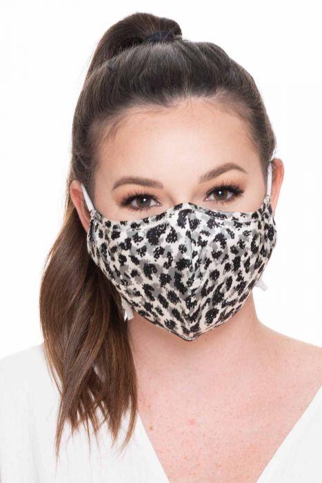 Pure Silk Face Mask | Virus Protection Mask for Coronavirus | Medical & Surgical Mask