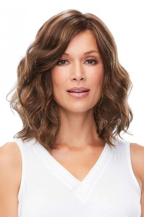 Mila Average by Jon Renau Wigs - Lace Front, Monofilament Wig
