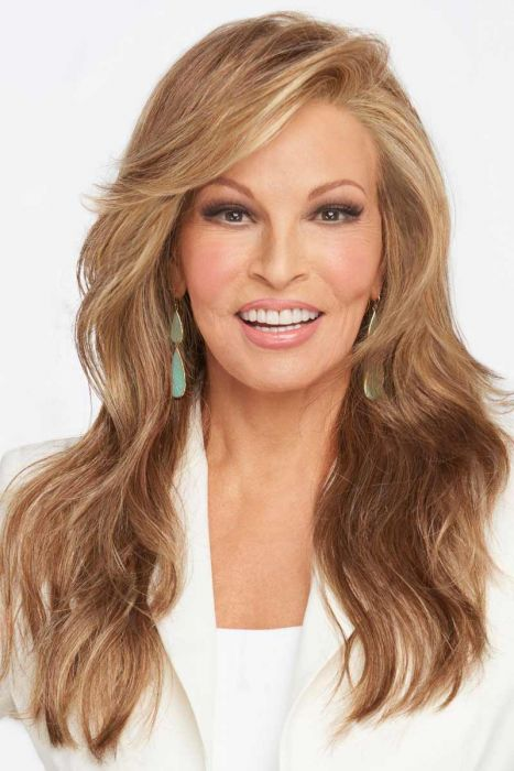 Miles of Style by Raquel Welch Wigs - Lace Front, Monofilament Part Wig