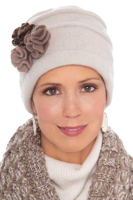 Nala Wool Pull On Hat | Wool Hats for Women
