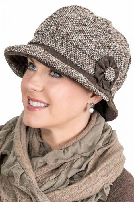 Nanette Cloche Hat | Fall & Winter Hats for Women