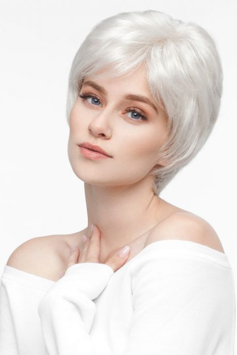 Napa by Dream USA Wigs - Hand Tied, Lace Front, Monofilament Wig