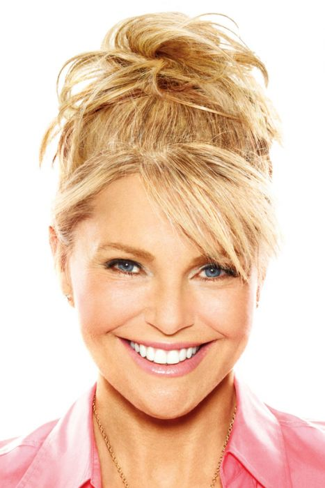 Natural Tone Hair Wrap Hairpiece by Christie Brinkley Wigs