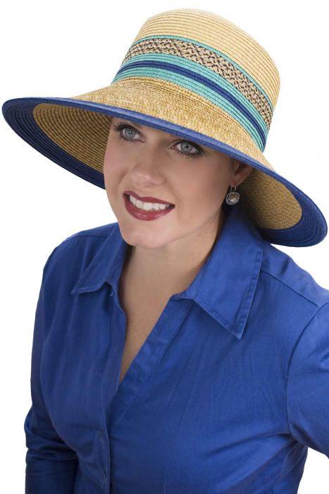 Wide Brim Lola Sun Hat   UPF 50+ Summer Hats for Women