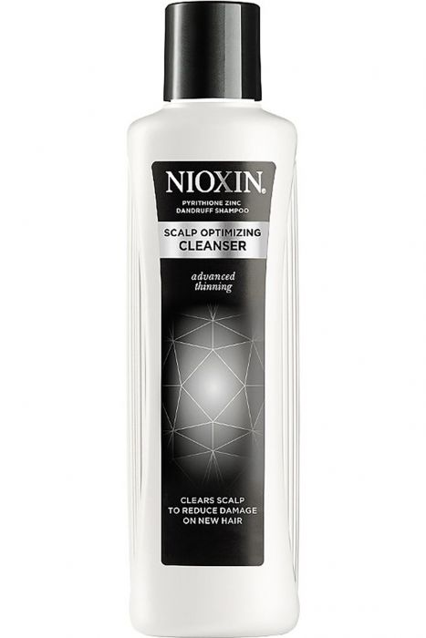 Nioxin Scalp Optimizing Cleanser | Dandruff Control Shampoo for Healthy Hair Growth |
