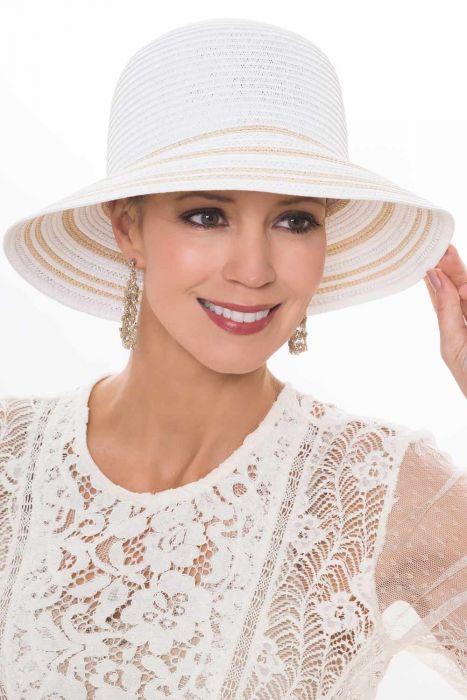 Nova Metallic UPF 50+ Sun Hat | Sun Protection Hats for Women |