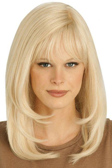 Platinum 106 by Louis Ferre Wigs - Human Hair-Monofilament