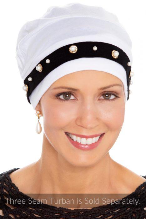 Pearl Elastic Headband | Headband & Hat Accessory