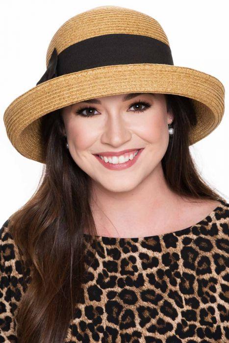 Vintage Penelope Cloche Hat | UPF Sun Hats for Women |