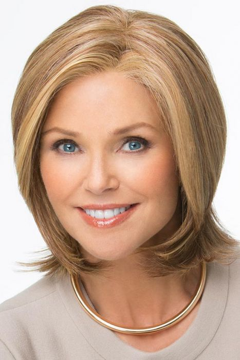 Pin Up by Christie Brinkley Wigs - Lace Front, Mono Part Wig