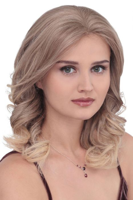 PLF007HM by Louis Ferre Wigs - Human Hair, Hand Tied, Monofilament, Lace Front Wig