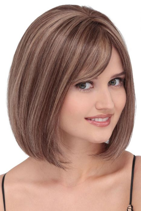 PLF009HM by Louis Ferre Wigs - Human Hair, Hand Tied, Monofilament, Lace Front Wig