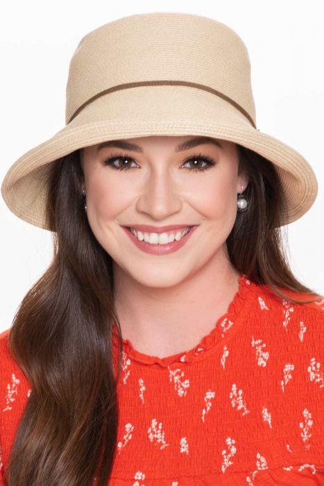 Priya Microbraid Sun Hat | Sun Hats for Women |