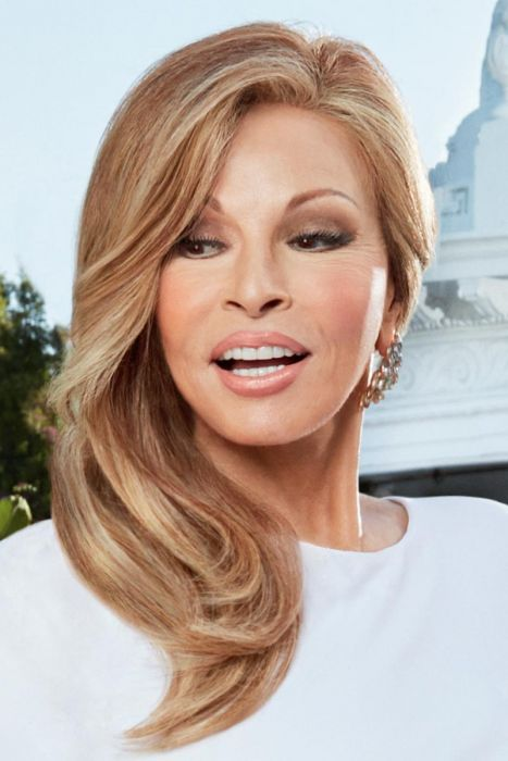 Provocateur by Raquel Welch Wigs - Remy Human Hair, Hand Tied, Lace Front, Monofilament Wig