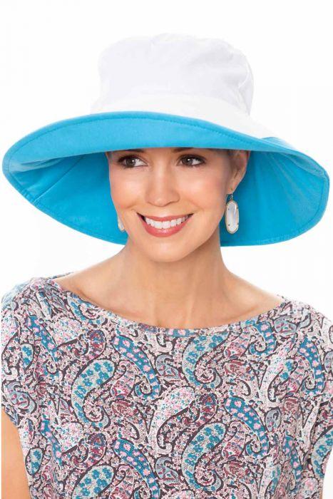 Reversible Beach Hat | Summer Hats for Women