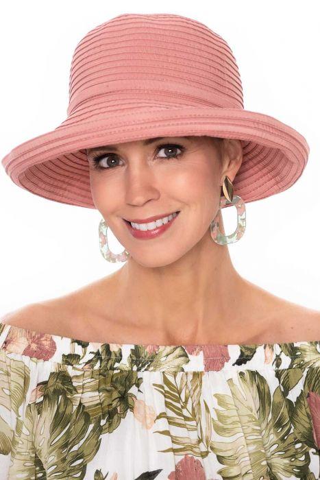 Ribbon Braid Kettle Brim Hat | Sun Hats for Women