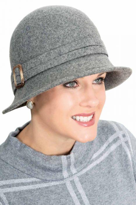 Felt Rosalind Cloche Hat | Wool Fall & Winter Hats for Women