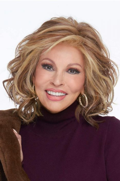 Editor's Pick Elite by Raquel Welch Wigs - Heat Friendly, Hand Tied, Lace Front, Monofilament Wigs