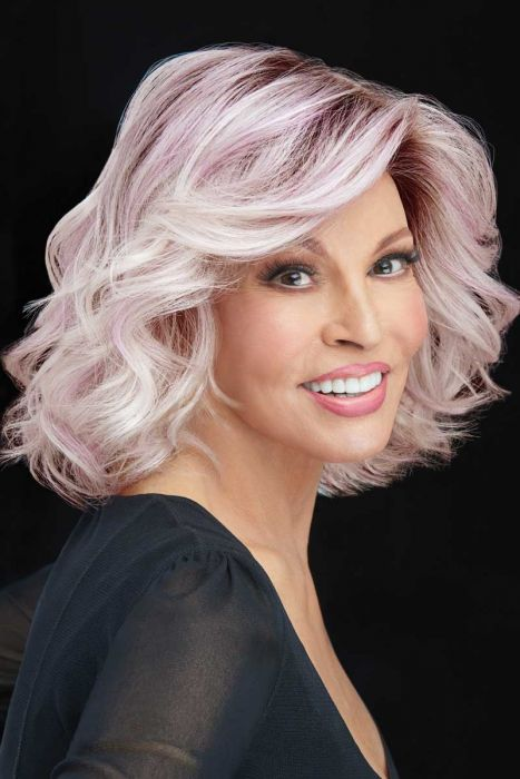 If You Dare by Raquel Welch Wigs - Heat Friendly, Lace Front, Monofilament Part Wigs