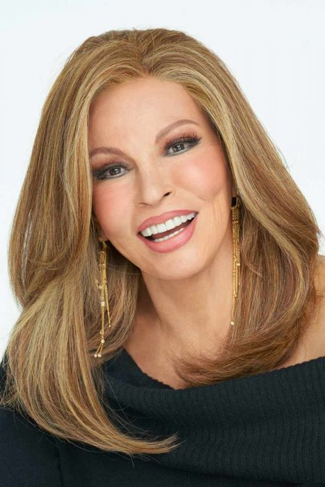 Nice Move by Raquel Welch Wigs- Heat Friendly Synthetic, Lace Front, Monofilament Part Wigs